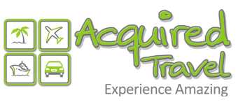 Acquired Travel Logo