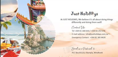 Just Holidays Logo
