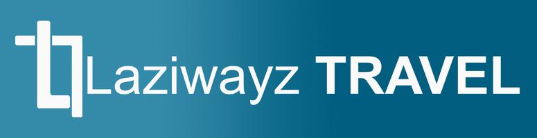 Laziwayz Travel Logo