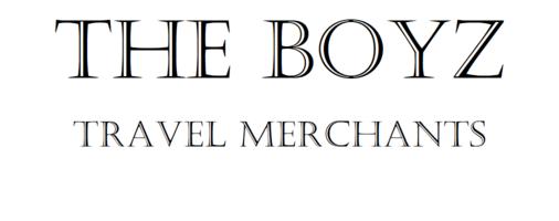 The Boyz Travel Merchants Logo