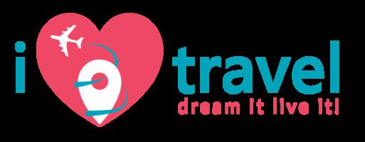 I Love Travel Logo