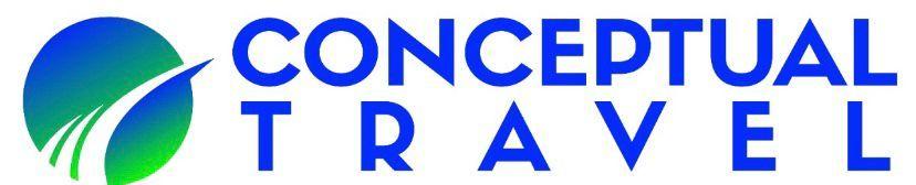 Conceptual Travel Logo
