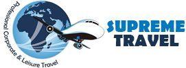 Supreme Travel Logo