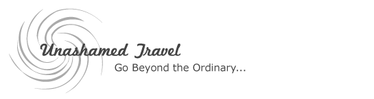 Unashamed Travel Logo