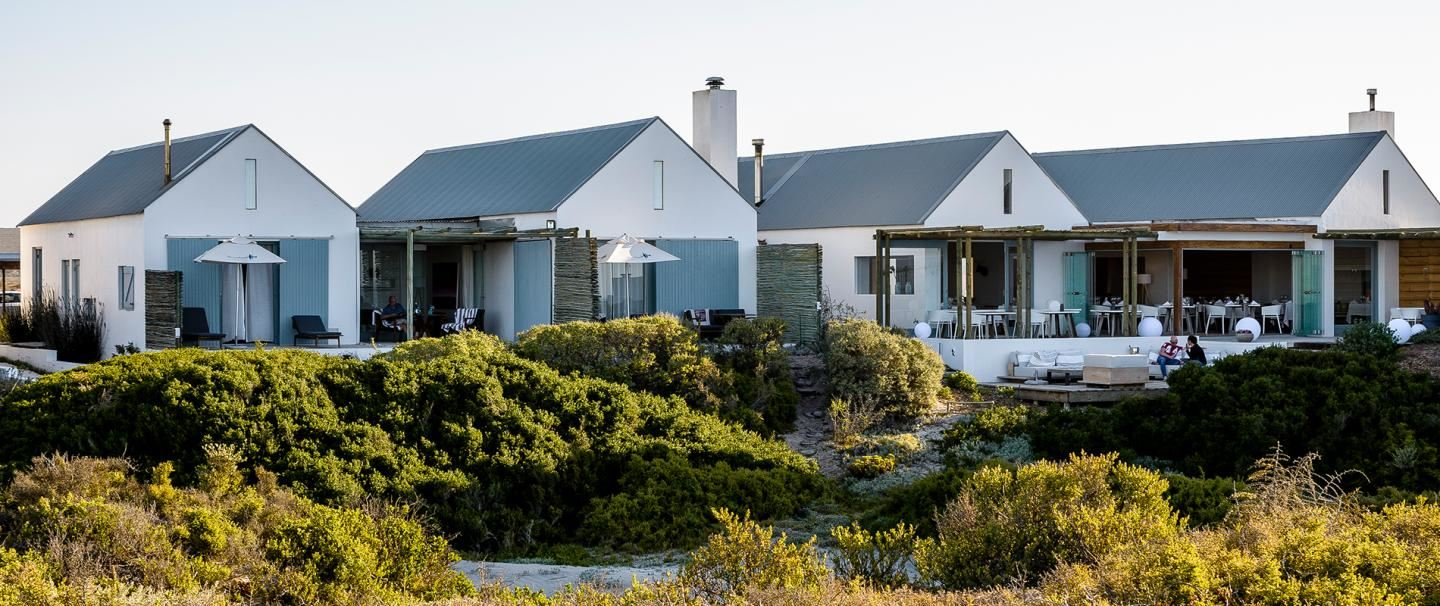 Strandloper Ocean Boutique Hotel for two nights from R3 080* pps - self drive