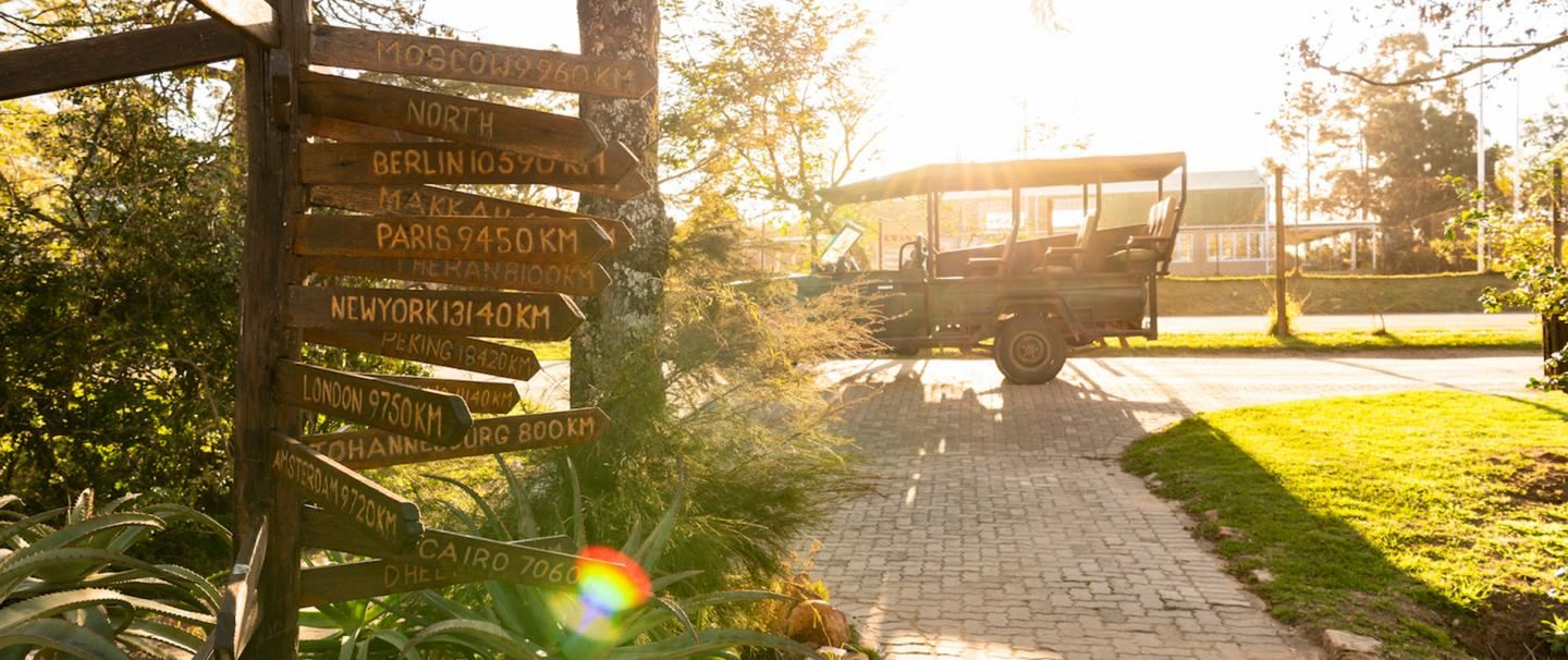 Kwantu Private Game Reserve Elephant Ridge for two nights from from R4 590* pps - self drive