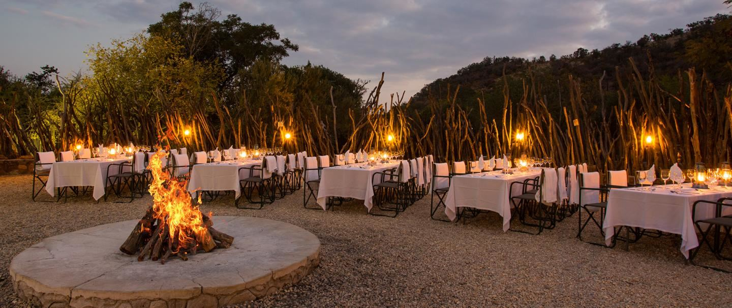 aha Ivory Tree Game Lodge, Pilanesberg for 2 nights from R3885* pps - self drive