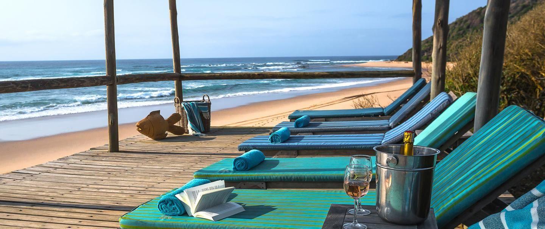 Thonga Beach Lodge, KwaZulu-Natal for 2 nights from R5 645* pps - self drive
