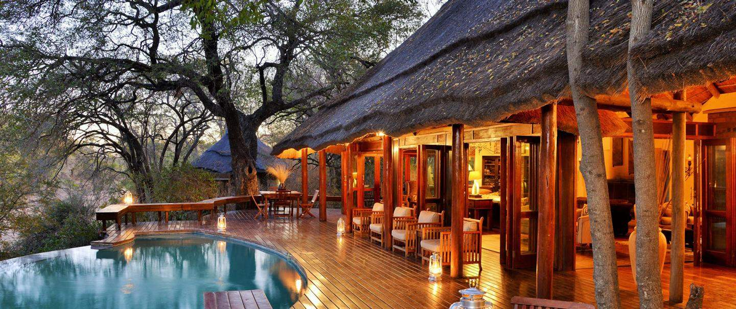Imbali Safari Lodge, Kruger National Park for 2 nights from R6 095* pps - self drive