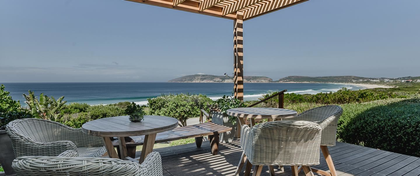 5 Star The Robberg Beach Lodge, Plettenberg Bay for 2 nights from R1 330 pps - self drive