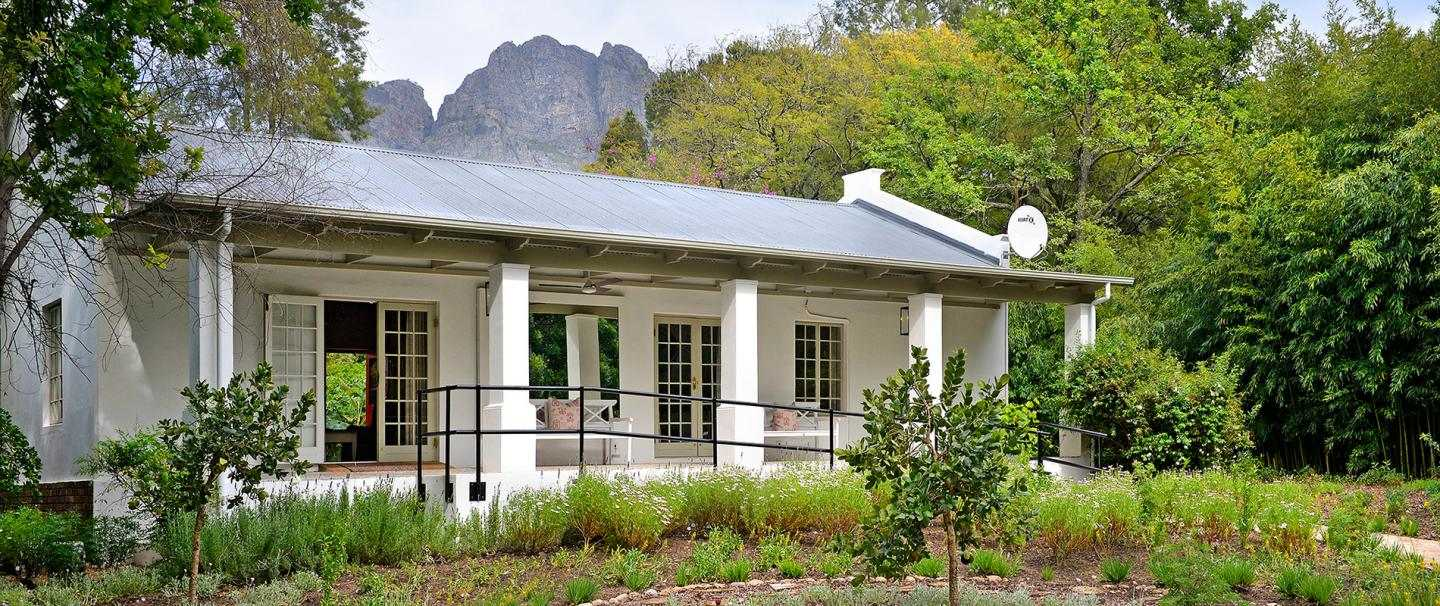 Boschendal Wine Estate, Franschhoek summer weekday delight for 3 nights from R3 195* pps - self drive