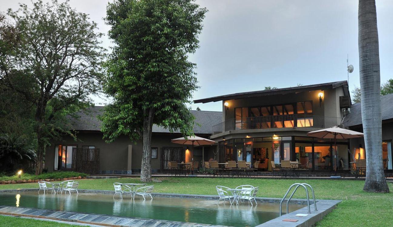 Mjejane River Lodge, Mpumalanga for three nights from R5 320* pps - self drive
