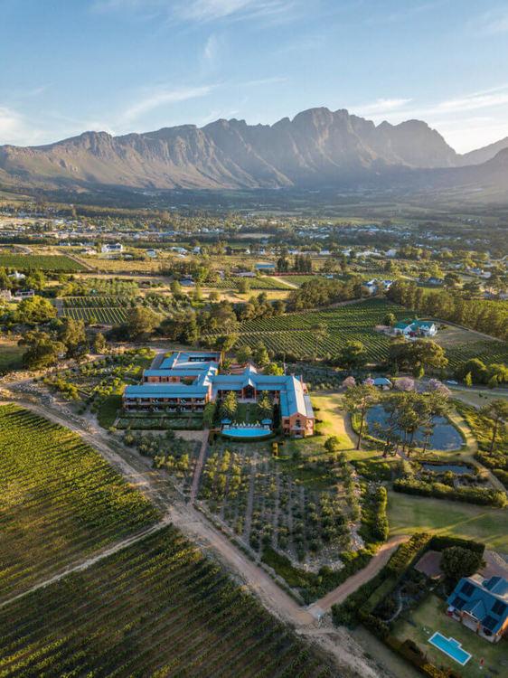 La Residence - Voted Best Hotel in the World - Franshhoek's Finest Hotel -