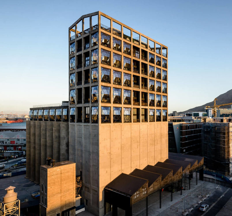The Silo - Cape Town - Best City Hotel in Africa 2020 - Travel+Leisure