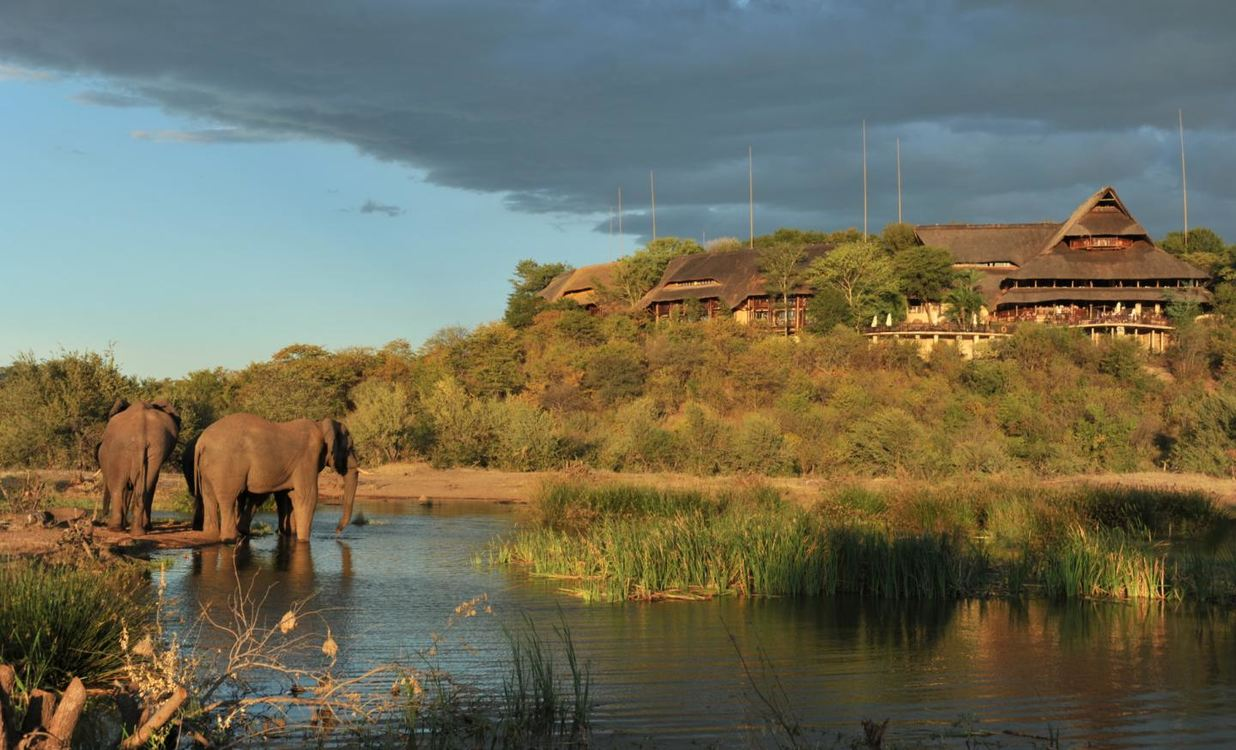 4 Star Victoria Falls Safari Lodge, for 3 nights from R7 995* pps