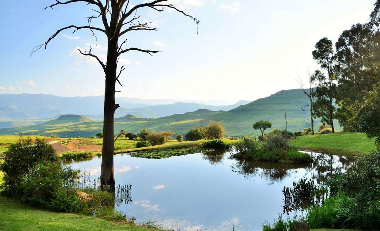 Little Switzerland Resort, Drakensberg for 2 nights from R1 965* pps - self drive