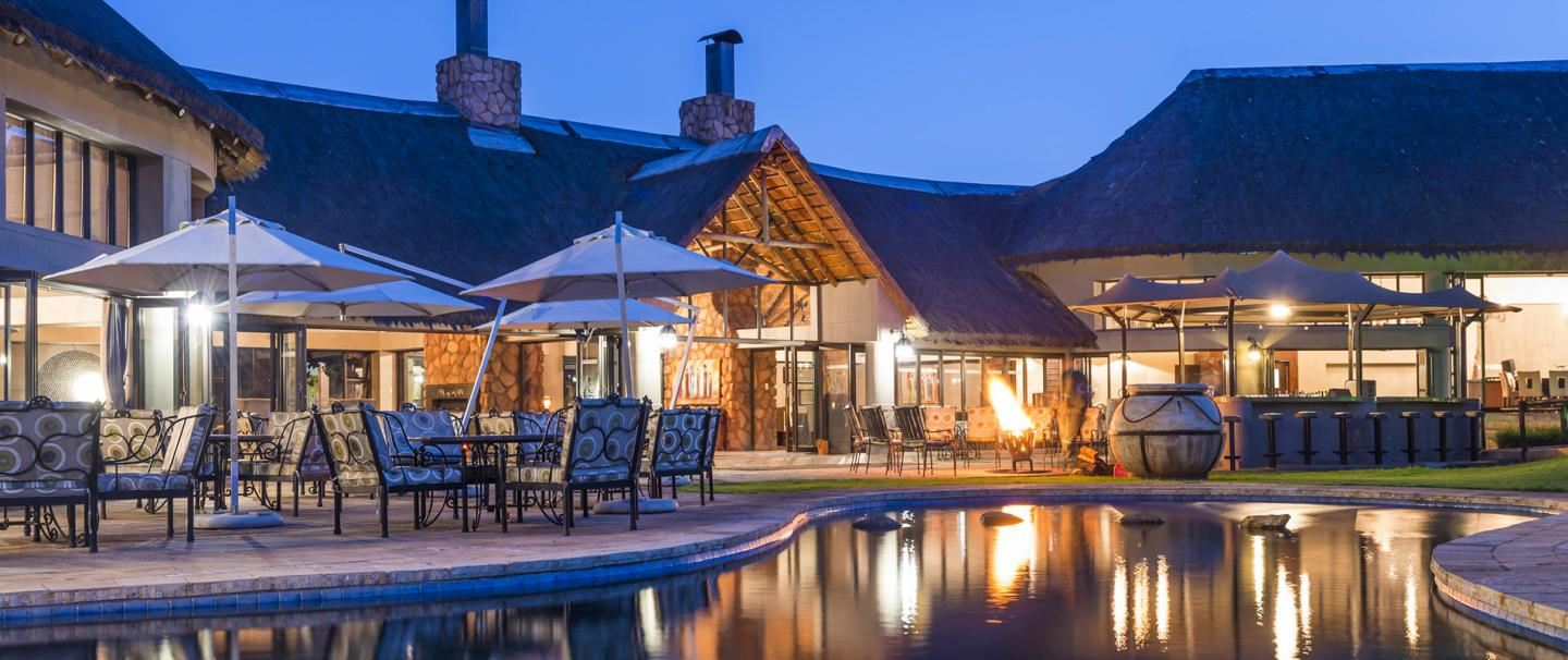 Ivory Tree Game Lodge, Pilanesberg for 2 nights from R5 435 pps - self drive
