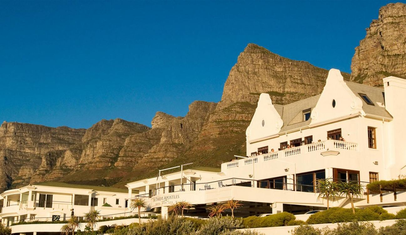 5 Star Twelve Apostles Hotel and Spa - Overnight dinner and a movie from R2 295* pps - self drive
