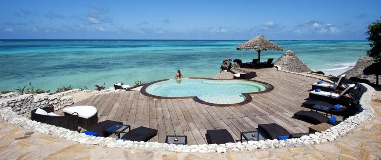 5 Star Karafuu Beach Resort, Zanzibar for 7 nights from R11 595 pps