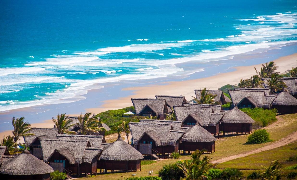 4 Star Massinga Beach Resort, Mozambique for 3 nights from R14 830 pps