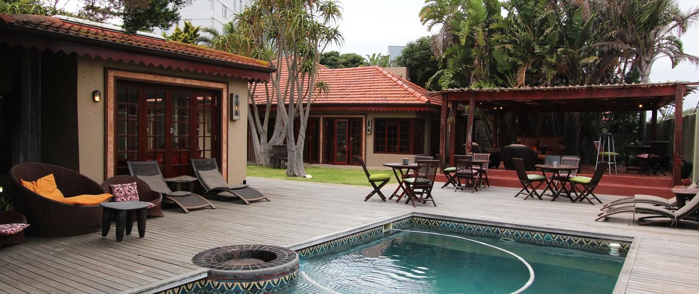 4 Star Singa Lodge, Port Elizabeth for 2 nights from R 895 pps - self drive