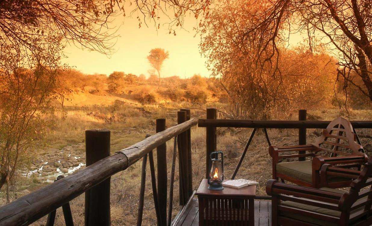 aha Thakadu River Camp, Madikwe Game Reserve for two nights from R5 775 pps - self drive