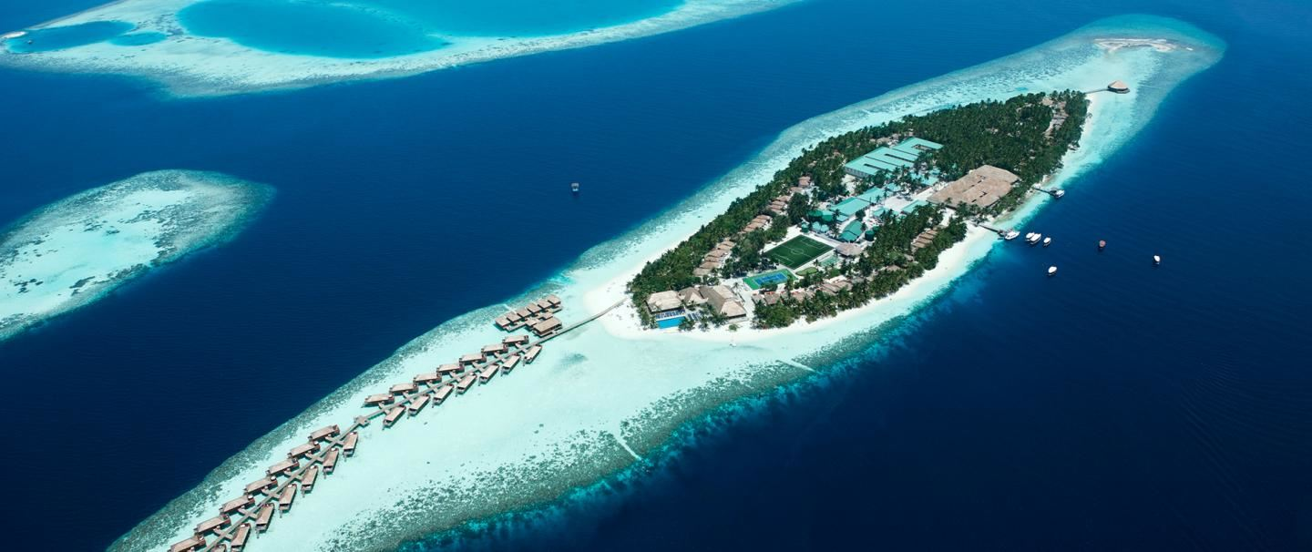 4 Star Vilamendhoo Island Resort and Spa, Maldives for 7 nights from R32 180* pps