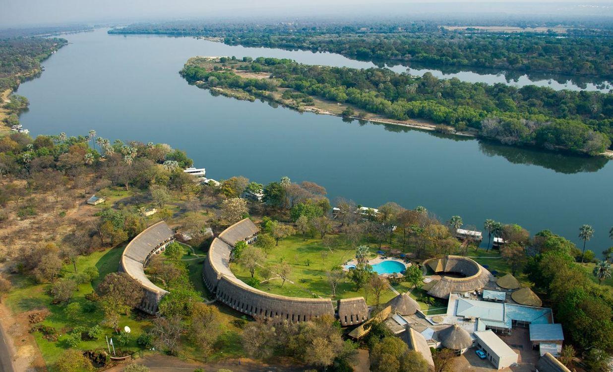 4 Star A'Zambezi River Lodge, Zimbabwe for 3 nights from R8 360* pps
