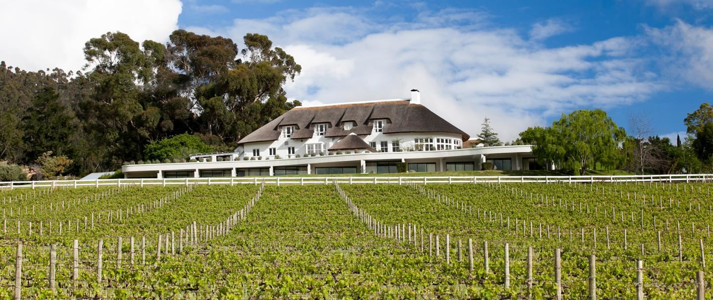 5 Star Mont Rochelle Hotel and Vineyard, Franschhoek for 2 nights from R3 500* pps - self drive