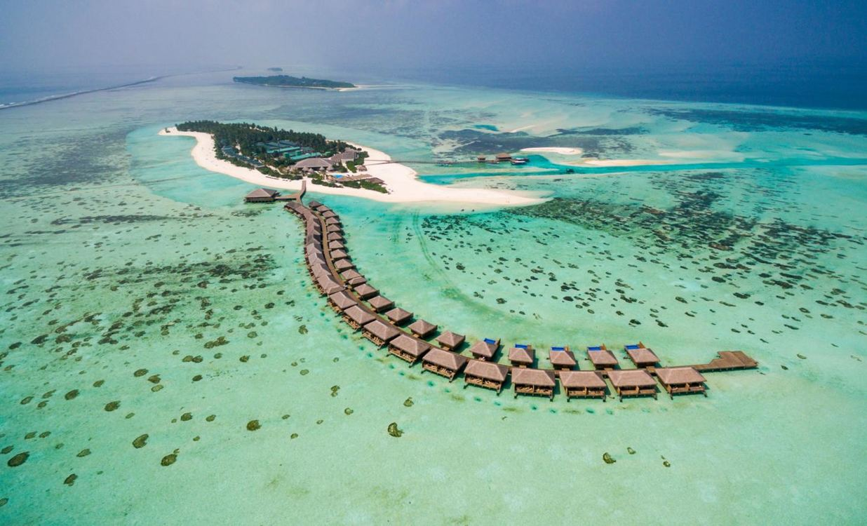 5 Star Cocoon Maldives Resort for 7 nights from R38 265* pps