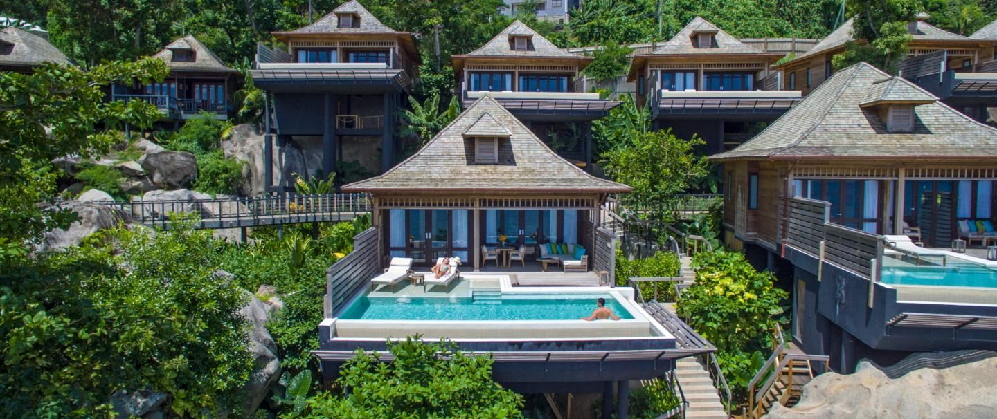 5 Star Hilton Seychelles Northolme Resort and Spa for 7 nights from R41 050 pps