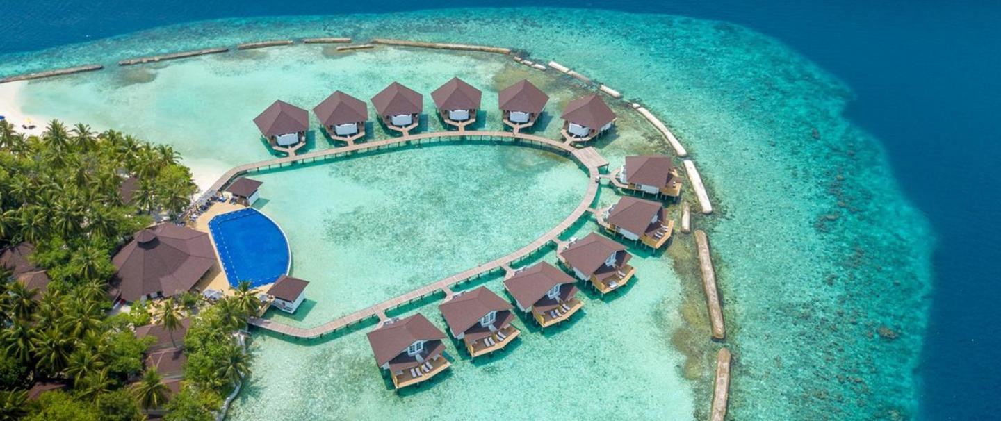 Four star Ellaidhoo Maldives by Cinnamon, 7 nights from R21 850* pps