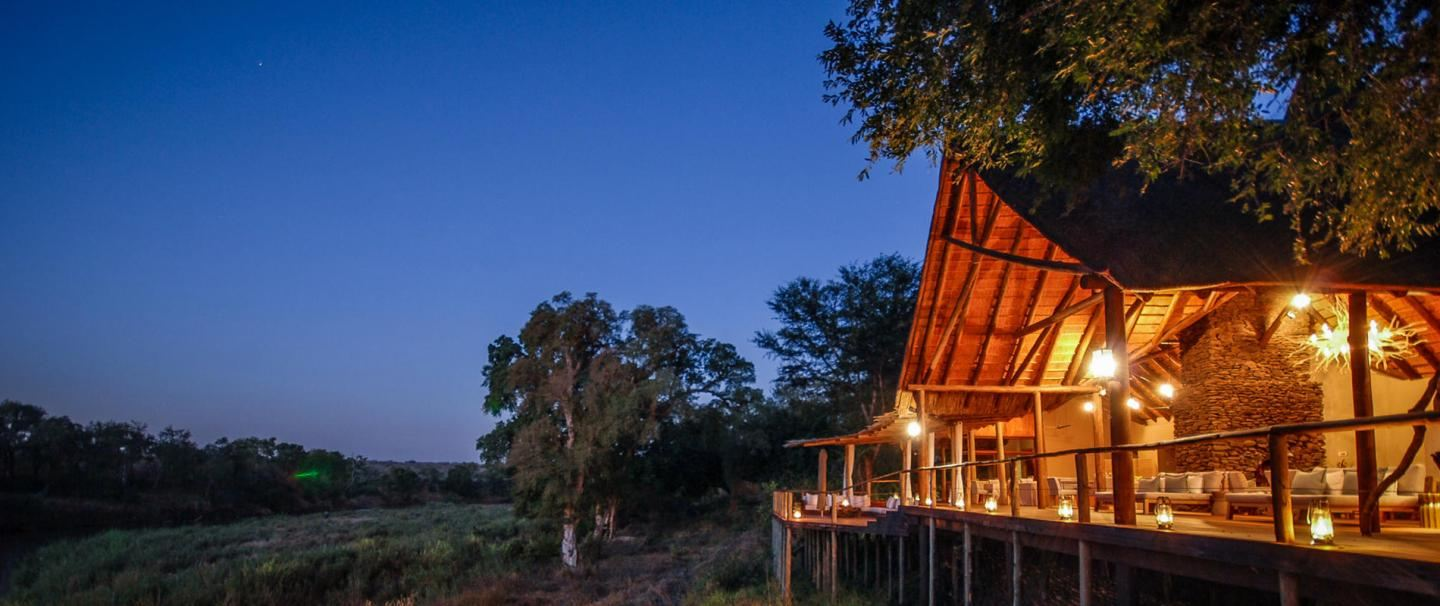 Lion Sands Narina Lodge for 2 nights from R14 960* pps - self drive