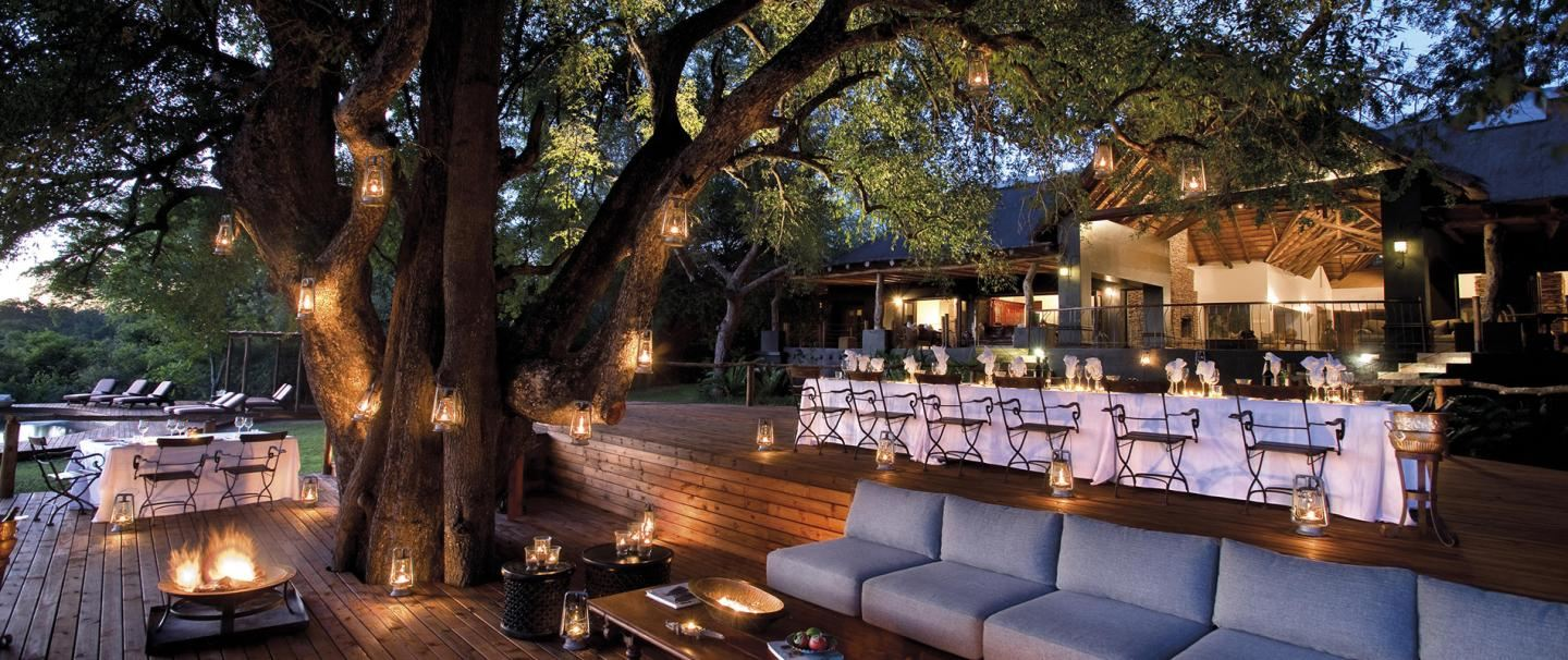 Lion Sands Tinga Lodge for 2 nights from R14 960* pps - self drive