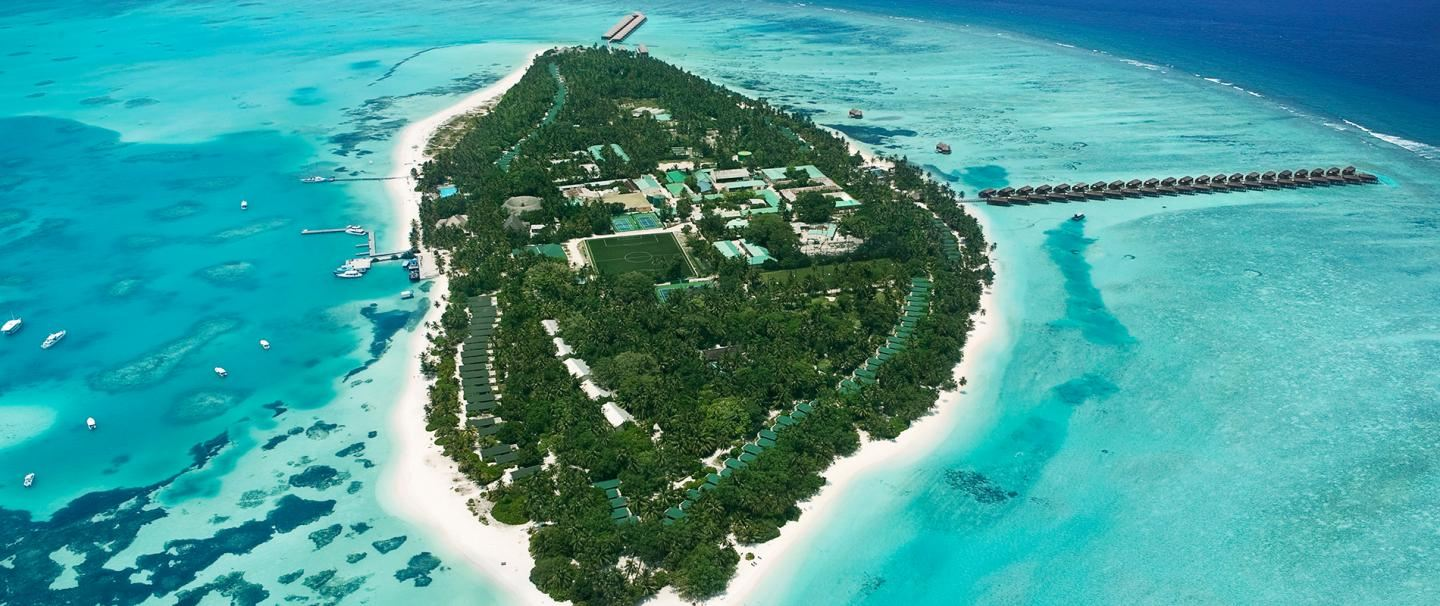4 Star Meeru Island Resort, Maldives for 7 nights from R29 300* pps
