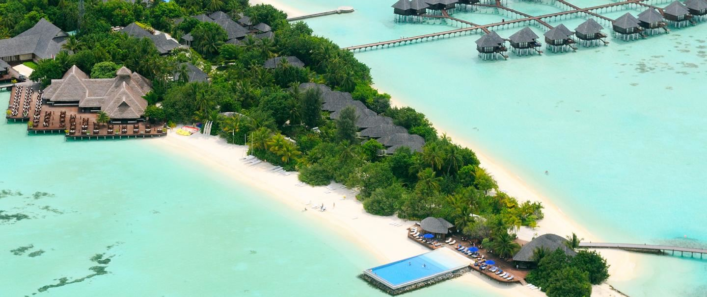 4 Star Olhuveli Beach and Spa Resort, Maldives for 7 nights from R29 925* pps