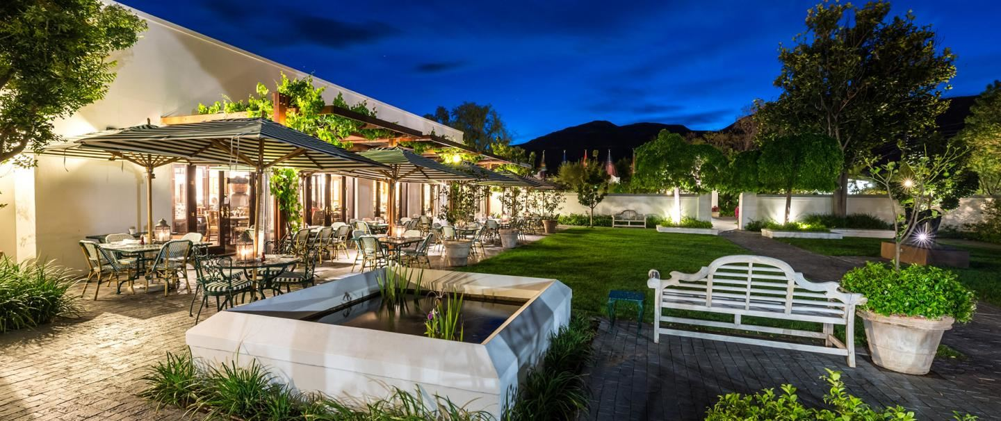 Drostdy Hotel, Graaff-Reinet for 2 nights from R1 600* pps - self drive