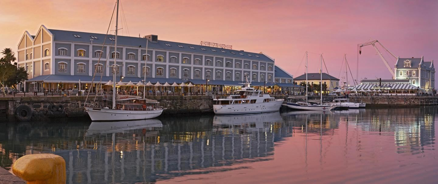 Victoria and Alfred Hotel, V&A Waterfront for 2 nights from R1 885* pps - self drive