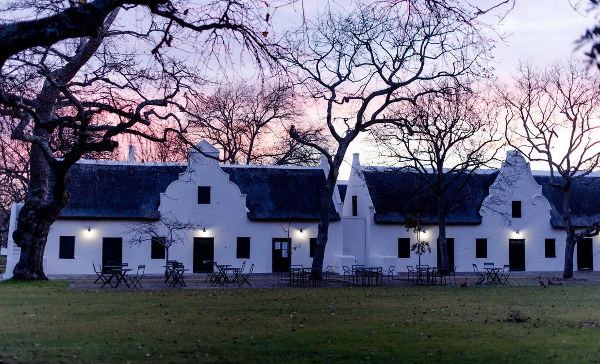 4 star The Spier Hotel, Stellenbosch for 2 nights from R2 780 pps - self drive