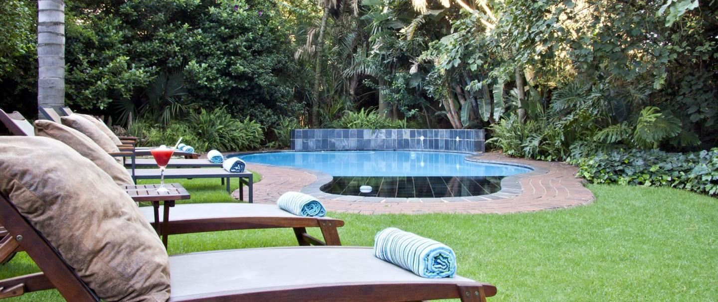 5 Star African Rock Hotel and Spa, Johannesburg for 2 nights from R5 290* pps - self drive