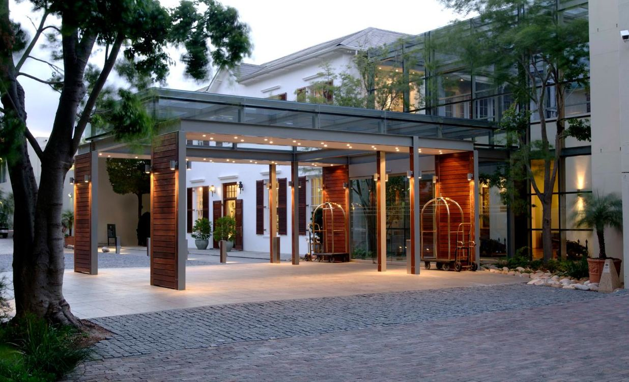 The Vineyard Hotel, Newlands for 2 nights from R1 270* pps - self drive