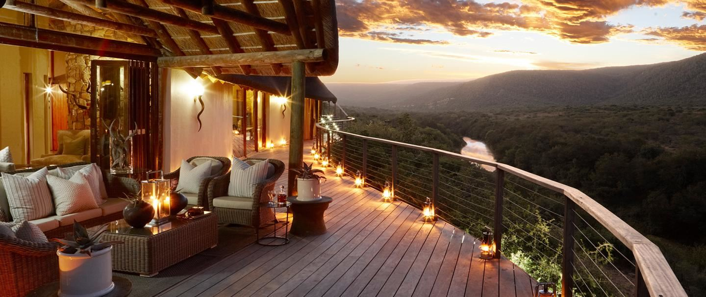 Kwandwe Private Game Reserve, Eastern Cape for 2 nights from R8 995* pps - self drive