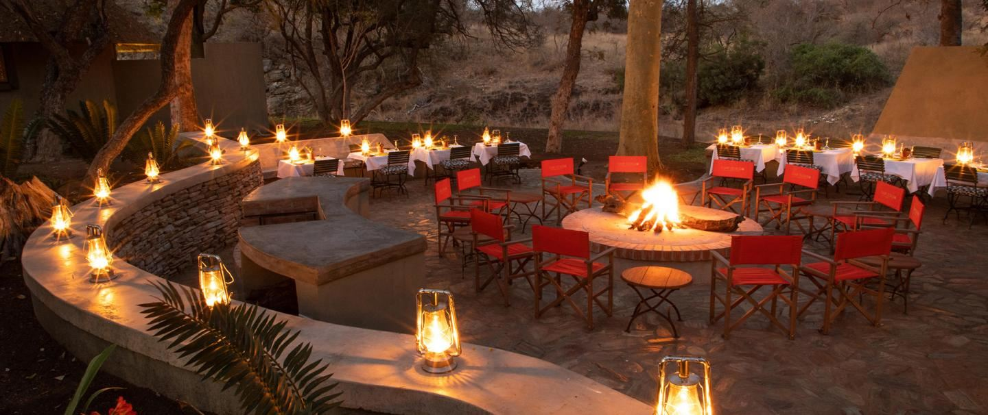 Simbavati Camp George, Klaserie Private Nature Reserve for 2 nights from R5 800* pps - self drive