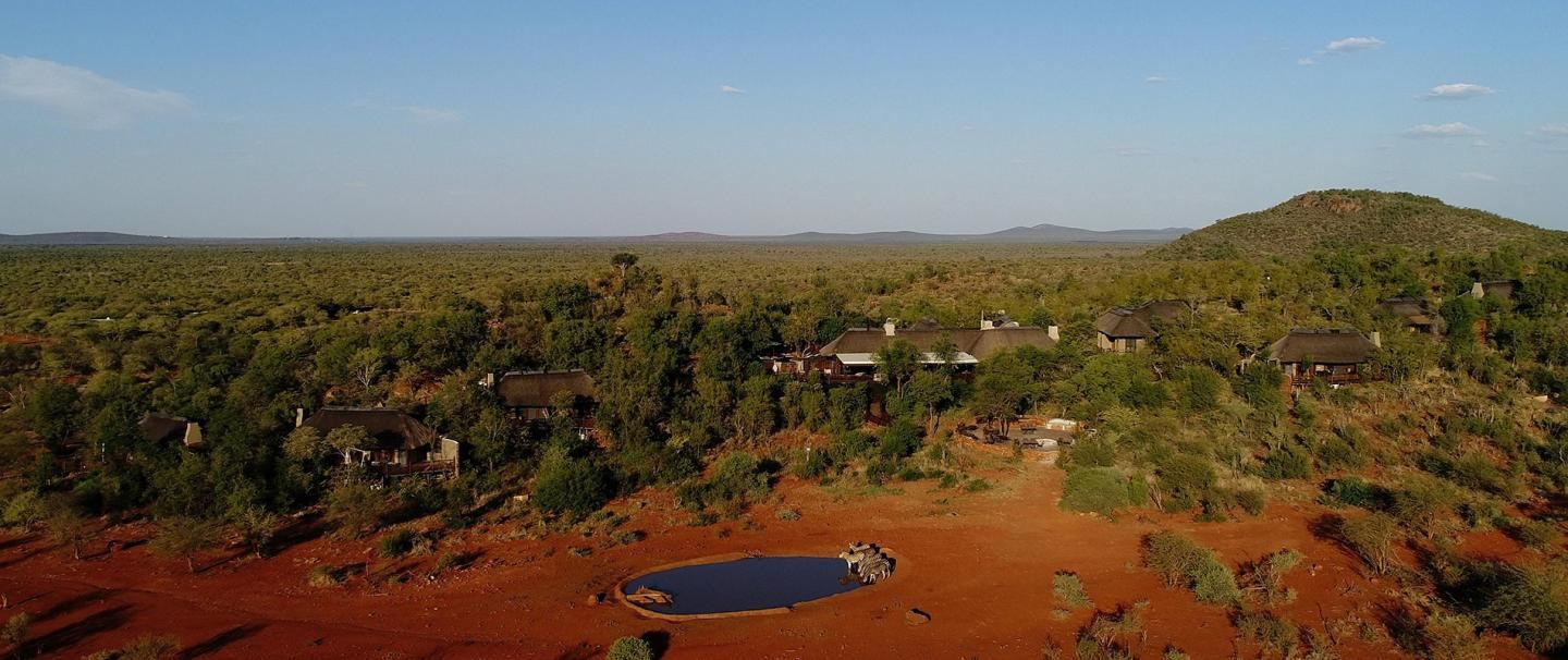 Etali Safari Lodge for two nights from R10 115* pps - self drive