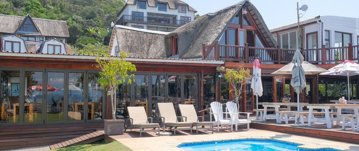 Crawfords Beach Lodge, East London for 2 nights from R2 590* pps - self drive