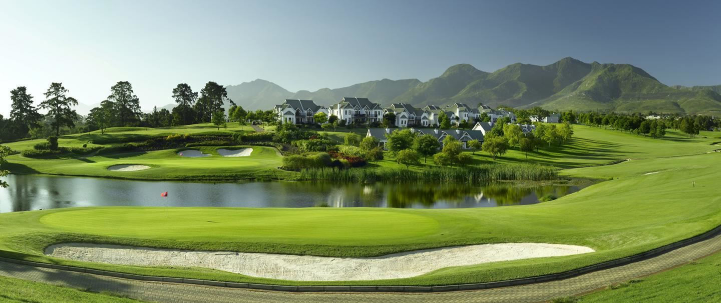 5 star Fancourt Hotel, George for 2 nights from R2 875* pps - self drive