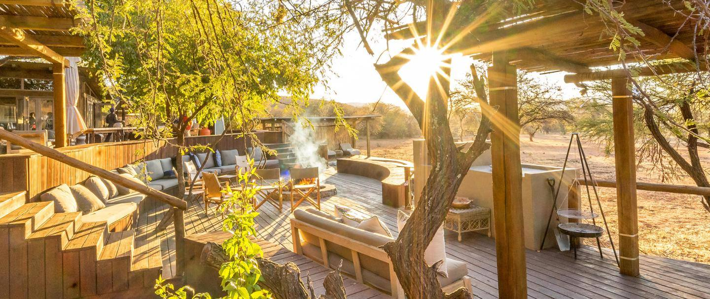 Tintswalo Lapalala, Waterberg for 2 nights from R7 920* pps - self drive