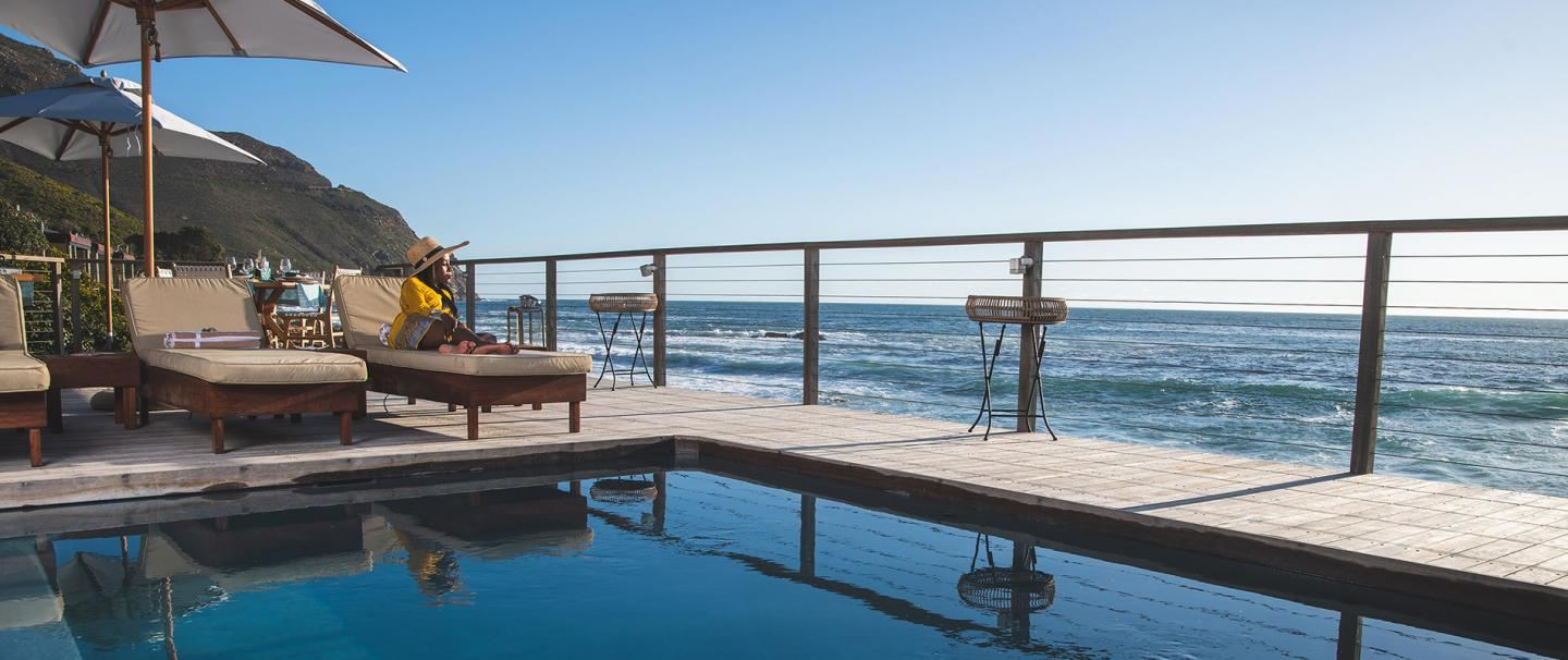 Tintswalo Atlantic Island Suites, Houtbay for 2 nights from R4 975* pps - self drive