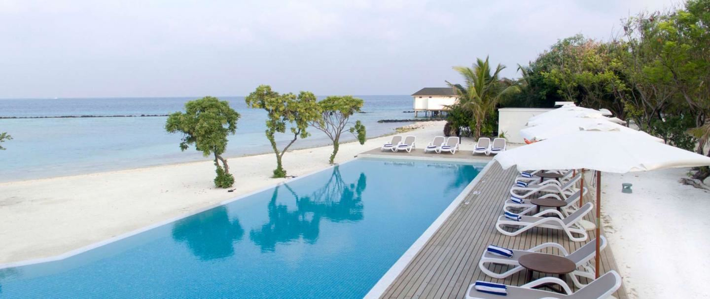 Cinnamon Dhonveli, Maldives for 7 nights from R27 645* pps