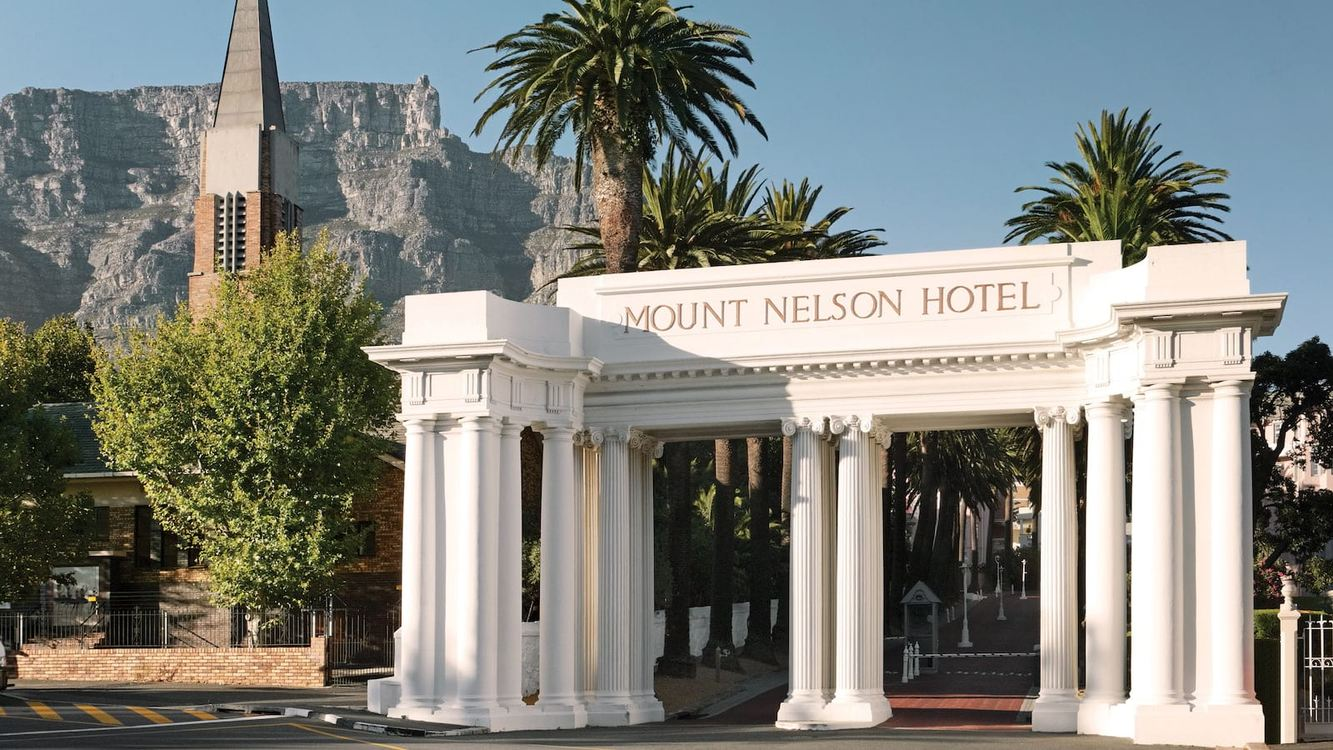Belmond Mount Nelson - Exclusive special